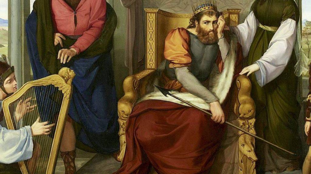 Как избавиться от депрессии. Царь Саул и Давид
